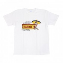 "RADIALL Tシャツ ""Ms.CUERVO TEE"" (White)"