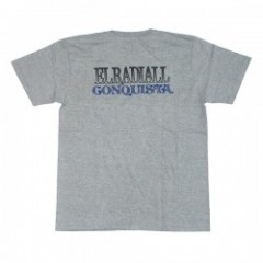 "RADIALL ""CONQUISTA TEE"" (Heather Gray)"