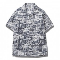 "★50%OFF★ FUCT S/Sシャツ ""XEROX PATTERN S/S SHIRT"""