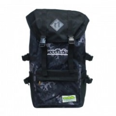 "seedleSs リュック ""COVERD BACKPACK"" (Camo)"