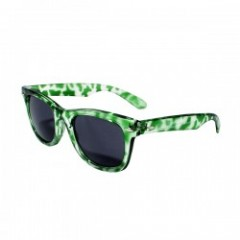 "★20%OFF★ seedleSs サングラス ""SD TORTOISE SUNGLASSES"" Green/Navy"