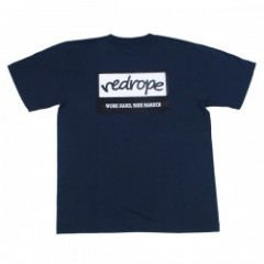 "redrope Tシャツ ""WHRH TEE"" (Slate)"