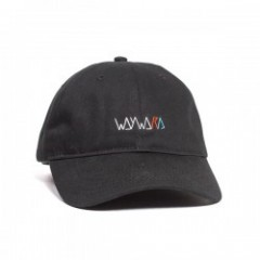 "Wayward Wheels キャップ """"PINGER HAT"" (Black)"
