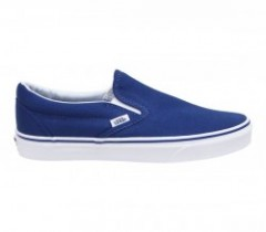 "VANS ""CLASSIC SLIP-ON"" (Twilight Blue/ True White)"