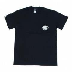 "Deviluse Tシャツ ""LIVE IN FREEDOM POCKET TEE"" (Black)"
