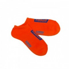 "RADIALL ソックス ""2PAC SOX FLAGS SHORT"" (Orange)"