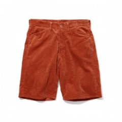 "★30%OFF★ RADIALL ショーツ ""TUBE GRILL FRISCO SHORTS"" (Orange)"