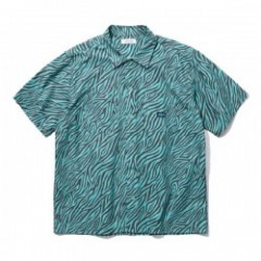 "RADIALL ""COSMIC SLOP O.C. SHIRT S/S"" (Green)"