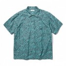 "★30%OFF★ RADIALL ""COSMIC SLOP O.C. SHIRT S/S"" (Green)"