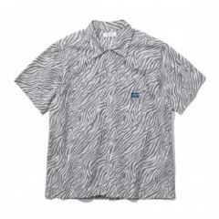 "RADIALL ""COSMIC SLOP O.C. SHIRT S/S"" (Snow White)"