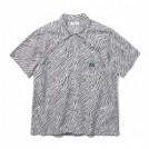 "★40%OFF★ RADIALL ""COSMIC SLOP O.C. SHIRT S/S"" (Snow White)"