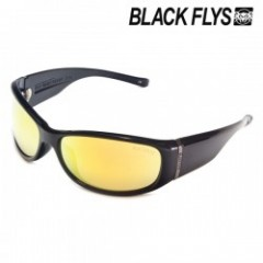 "BLACKFLYS ""FLY DIMENSION 2nd"" Blk/Amb Org Revo Pol"