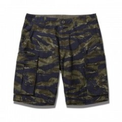 "★30%OFF★FUCT ショーツ ""SSDD TIGER CAMO SHORTS"" (Olive)"