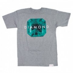 "DIAMOND SUPPLY CO. Tシャツ ""RARE GEM TEE"" (A.Heather)"
