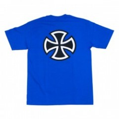 "INDEPENDENT Tシャツ ""BAR/CROSS TEE"" (Royal)"