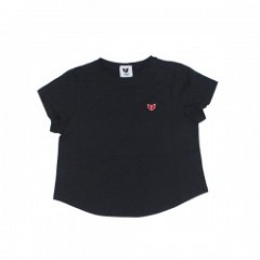 "Deviluse レディースTシャツ ""WOMAN CRAPPED TEE"" (Chaco)"