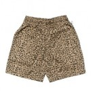 "COOKMAN ショーツ ""CHEF SHORT PANTS"" (Leopard / Beige)"