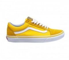 "VANS ""OLD SKOOL"" (SUEDE/CANVAS) Spectra Yellow/Tru"
