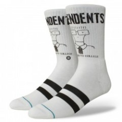 "STANCExDESCENDENTS ソックス ""DESCENDENTS"" (White)"