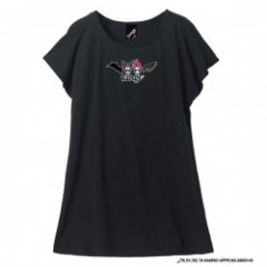 "range Tシャツ ""My Melody and kuromi 1 piece"" (Black)"