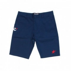 "range ""RG ORIGINAL RED STAR STRETCH SHORTS"" (Navy)"