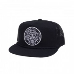 "OBEY メッシュキャップ ""GIANT TRUCKER CAP"" (Black)"