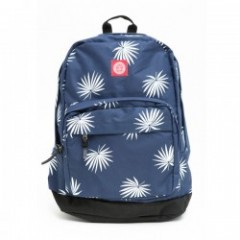 "★30%OFF★ OBEY ""PALM FAN JUVEE BACKPACK"" (Nvy/Wht)"