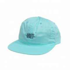 "★30%OFF★ OBEY ""ATLANTA CAP"" (Sea Foam)"