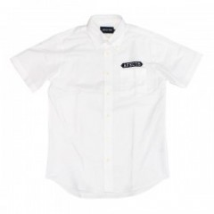 "AFFECTER L/Sシャツ ""D OX SHIRTS"" (White)"