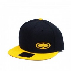 "SRH キャップ ""OG SNAPBACK CAP"" (Black/Yellow)"