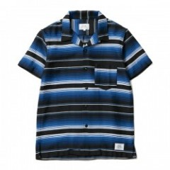 "★30%OFF★CRIMIE ""ORIGINAL MEXICAN S/S  SHIRTS"" Blue"