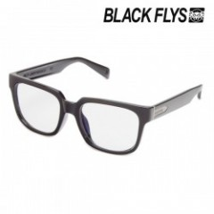 "BLACKFLYS サングラス ""FLY JEFFERSON"" (Black/PC Clear)"