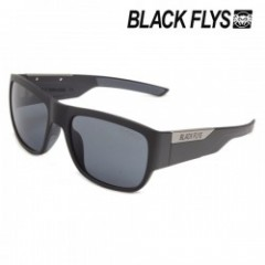 "BLACKFLYS サングラス ""FLY BRUISER"" (Matt Black/ Smoke)"