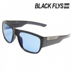 "BLACKFLYS サングラス ""FLY BRUISER"" (Black/Light Blue)"