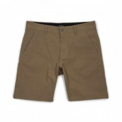 "BRIXTON ショーツ ""TOIL II AT SHORT"" (Dark Khaki)"
