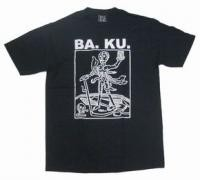 "BARRIER KULT Tシャツ ""PLAGUE SPREADING CORPSE"" Black"