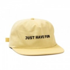 "JHF キャップ ""All Is One Strapback"" (Yellow)"