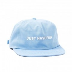 "JHF キャップ ""All Is One Strapback"" (Blue)"