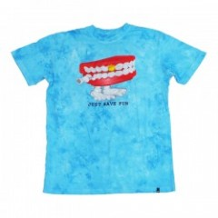 "JHF Tシャツ ""Chatterbox S/S Tee"" (Tie-Dye)"