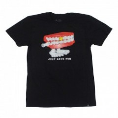 "JHF Tシャツ ""Chatterbox S/S Tee"" (Black)"