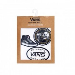 "VANS ワッペンセット ""PATCH PACK"""