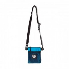 "OBEY ミニショルダーバッグ ""CONDITIONS SIDE POUCH"" (Pure Teal)"