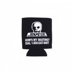 "SKULLSKATES クージー ""HOW`S MY SKATING COOZIE"""