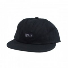 "BRIXTON キャップ ""LANGLEY CAP"" (Black)"