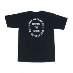 "LOSER MACHINE Tシャツ ""SIDE TRACK"" (Black)"