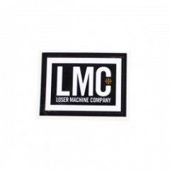 "LOSER MACHINE ステッカー ""LMC BOX STICKER"" SMALL"