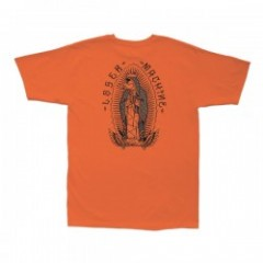 "LOSER MACHINE Tシャツ ""DEVOTED II TEE"" (Orange)"