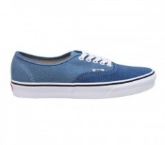 "VANS ""AUTHENTIC"" (Denim 2-Tone) Blue/True White"