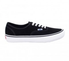 "VANS ""AUTHENTIC PRO"" (SUEDE) Black"
