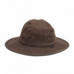 "★30%OFF★ BRIXTON ハット ""SANDERS BUCKET HAT"" (Brown)"